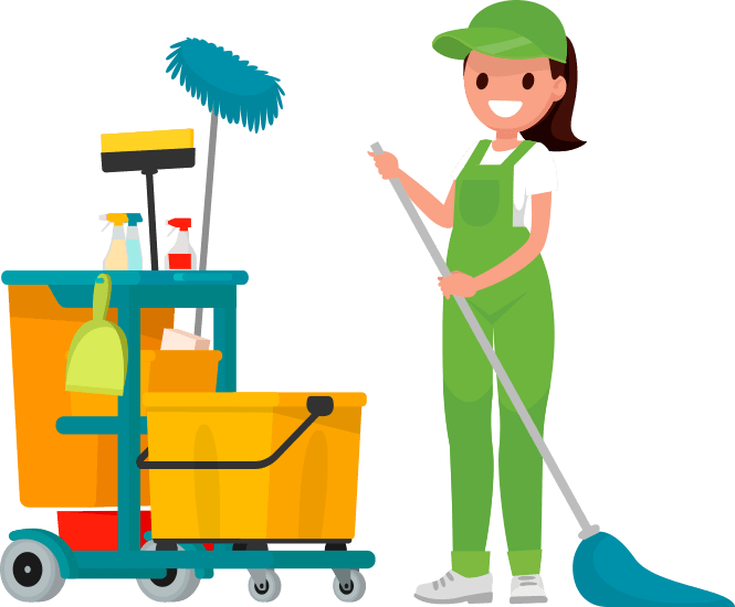 Professional Cleaners Cleaning Services In Brisbane