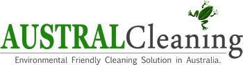 Austral Cleaning Mobile Logo