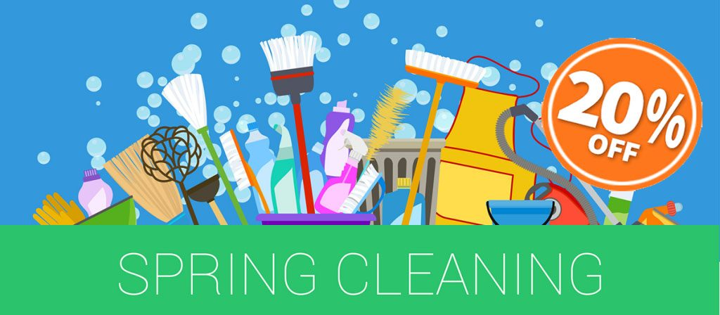 Spring Cleaning brisbane