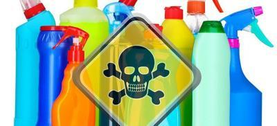 Let's say Bye Bye for those Toxic Chemicals