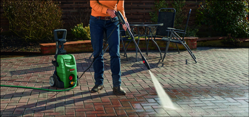 High Pressure washing Brisbane