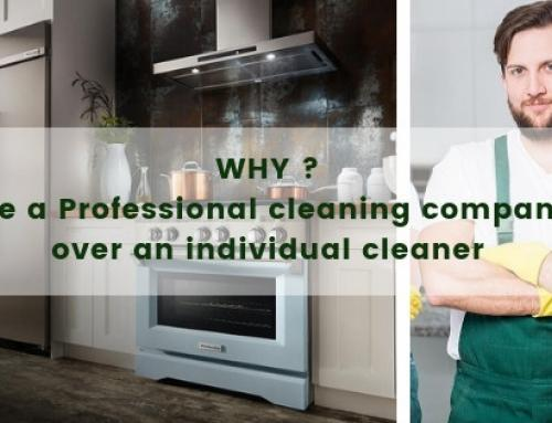 Why hire a Professional cleaning company over an individual cleaner in Melbourne