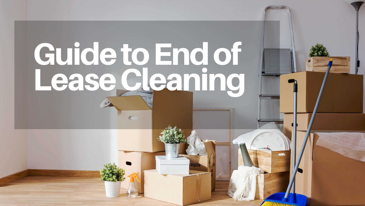 Austral end of lease clening guide